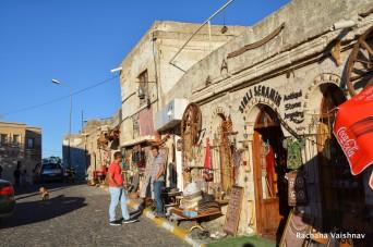 Bazar in Uchisar
