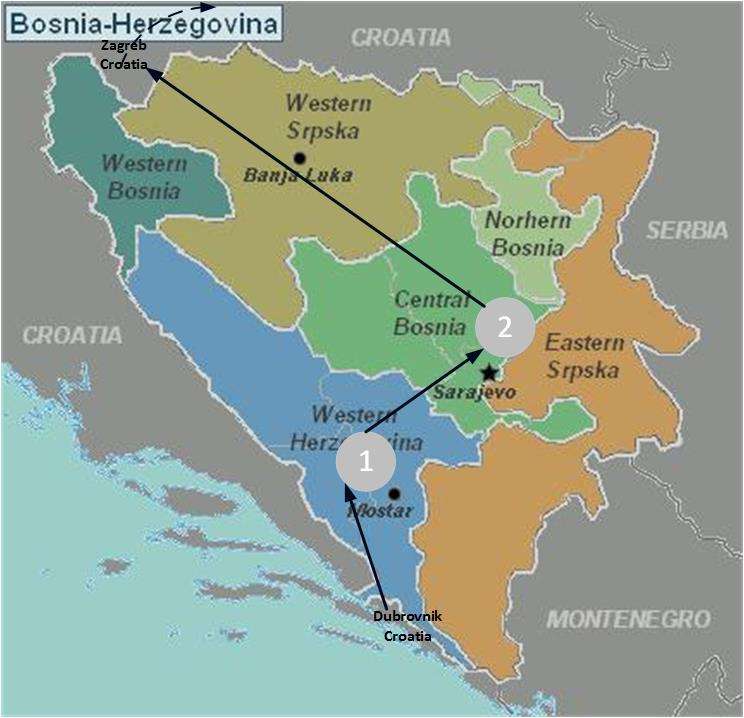 Bosnia and Herzegovina Maven Voyager
